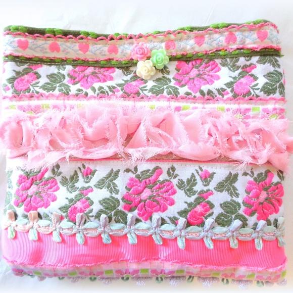 Suzannah Maria Designs Handbags - Handmade Boho Clutch Purse